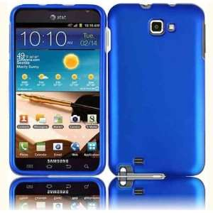 Note Hard Case Cover 2 ITEM COMBO   COOL METALLIC BLUE Hard 2 Pc