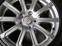 four 06 11 Audi A3 Factory 17 Wheels Tires OEM Rims Option F40