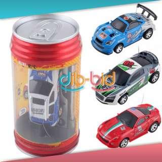 Can Mini Speed RC Radio Remote Control Micro Racing Car Toy Gifts #1