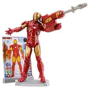 Disney Mark IV Iron Man 2 Action Figure    3 3/4 Toys
