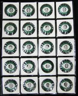 1969 Drenks Green Bay Packers Complete Set (20/20)