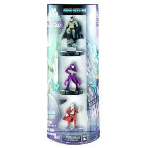 DC HeroClix Classics Batman vs Joker Battle Pack Toys & Games