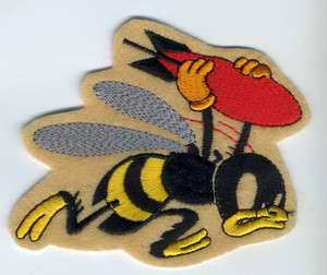 21 Bomb Squadron (H) US Army Air Corps Patch Early 40s