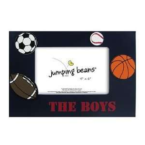 Jumping Beans® All Star Sports The Boys 4 x 6 Frame