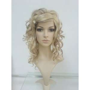 women Head Mannequin Hat Helmet Cap wig display W