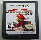 Mario Kart+Mario 64 Nintendo For DS NDS NDSL DSi XL 3DS Video Game
