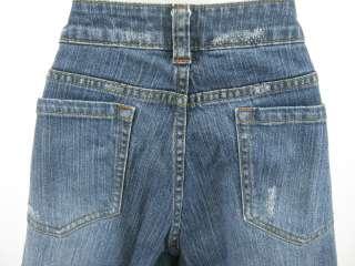 DKNY JEANS Denim Boot Cut Soho Jeans Pants Size 8