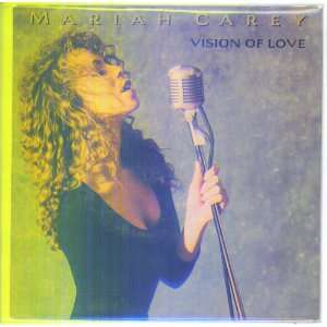of love (1990) / Vinyl single [Vinyl Single 7] Mariah Carey Music
