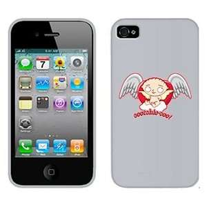 Stewie as Valentine on Verizon iPhone 4 Case by Coveroo