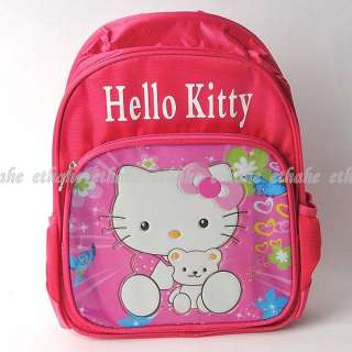 Hello Kitty Kids Mini Plush Shopping Backpack EAGEIM