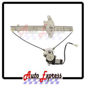 NEW TOYOTA FRONT LEFT POWER WINDOW REGULATOR 2 DOOR FL