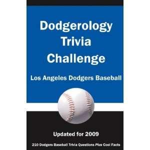 Dodgerology Trivia Challenge Los Angeles Dodgers Baseball