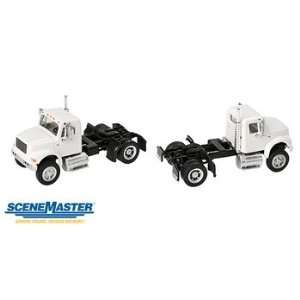Accessories   International 4900 Truck   Assembled    Single Axle Semi
