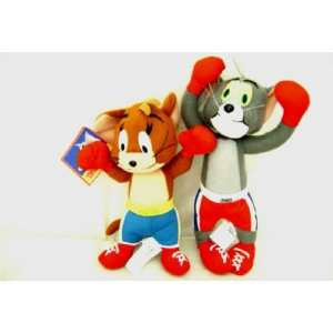 Tom and Jerry 12 Inch Plush Doll Toy