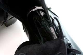 vb HOMME Custom Handmade Mens Leather Boots Black 4774