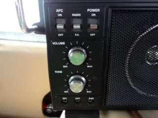 VENTURER MULTIBAND PORTABLE RADIO AC/DC RADIO SHORT WAVE RADIO