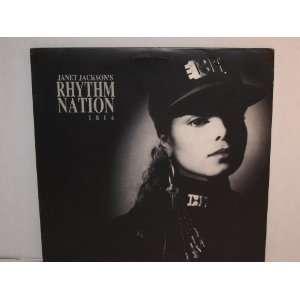 Rhythm Nation 1814 [Vinyl]: Janet Jackson: Music