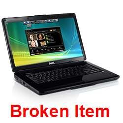 Dell Inspiron 1545 Pentium Dual Core 2.2GHz BROKEN