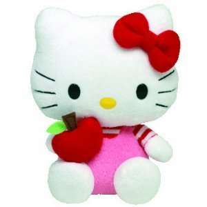 TY Beanie Baby   HELLO KITTY Plush Doll   Kitty Stuffed Animal