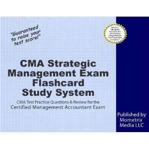 CMA Strategic Management Exam Flashcard Study System CMA Test