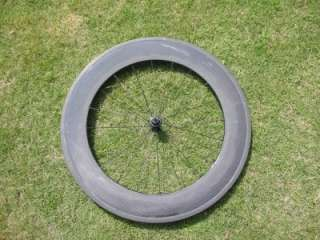 88mm clincher full carbon wheel set carbon fiber bike wheels 700C Road