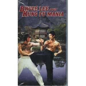 Bruce Lee and Kung Fu Mania Bruce Lee, Chuck Norris, Jim