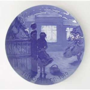 Bing & Grondahl Bing & Grondahl Christmas Plate No Box, Collectible