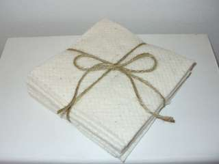 Warm and Natural Quilt Batting Squares for Rag Quilting RQQ™