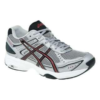 Mens ASICS GEL Express 3 Shoe White/Lightning