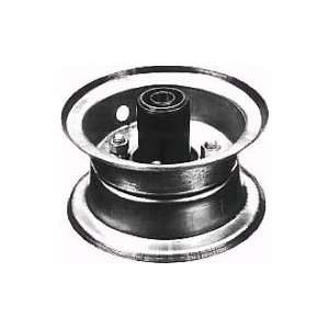 5 Rim & Front Hub Assembly Patio, Lawn & Garden