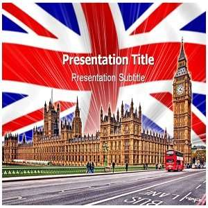 London Powerpoint Templates   London Powerpoint (PPT) Backgrounds