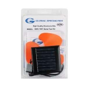 Global Specialties GSK 1001 Solar Fan Kit  Industrial