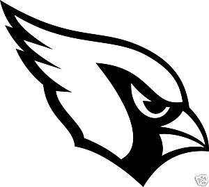 ARIZONA CARDINALS Logo Window Wall STICKER Car Decal