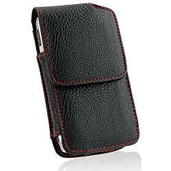Premium Sharp FX Leather Vertical Case