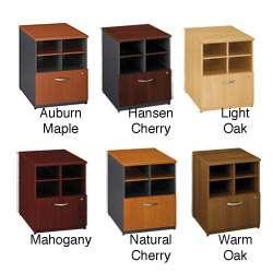 Bush Series C Corsa Mocha Cherry 24 inch Storage Unit