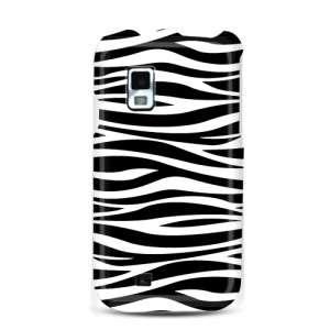 Galaxy S i500 Fascinate Showcase Mesmerize Zebra Cell Case Phone Cover