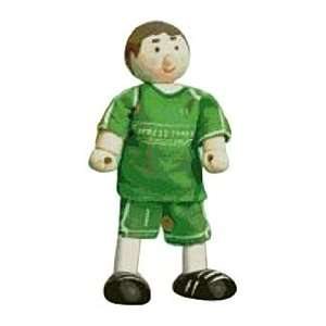 Le Toy Van Goal Keeper (Green) Toys & Games
