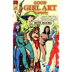 1992) (Betty Page material) Bill Black, Betty Page  Books