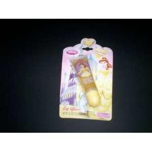 Disney Princess Belle Lemonade Flavored Lip Gloss Health