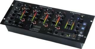 AMERICAN AUDIO Q SPAND PRO 4 Channel DJ PA Mixer 19