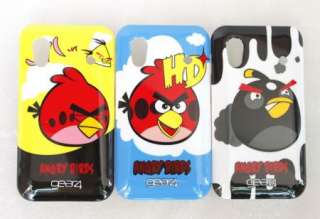 ANGRY BIRDS Case Cover for Samsung Galaxy Ace S5830