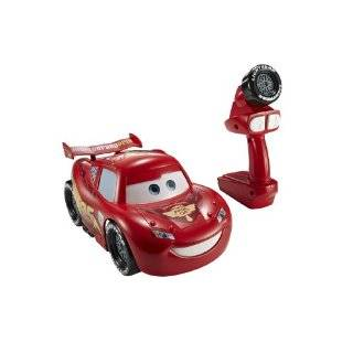 : TYCO R/C CARS LIGHTNING MCQUEEN Radio Control Vehicle: Toys & Games