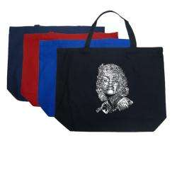 Los Angeles Pop Art Marilyn Large Cotton Tote Bag