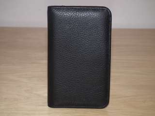 BUXTON LADIES DELUXE GENUINE LEATHER CARD HOLDER WALLET