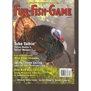 Fur Fish Game Magazine (March 2012) Various Books
