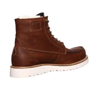 Calvin Klein Jeans Mens Roy Leather Boots  Overstock