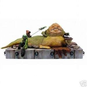 Star Wars Jabba the Hutt Statue Gentle Giant Toys & Games