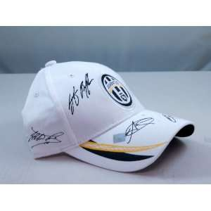 JUVENTUS OFFCIAL TEAM LOGO CAP/HAT   JU001 Sports