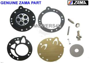 GENUINE ZAMA RB 42 CARBURETOR REPAIR KIT STIHL 08 TS350