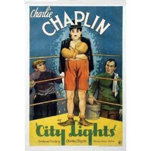 City Lights Movie Poster (11 x 17 Inches   28cm x 44cm) (1931